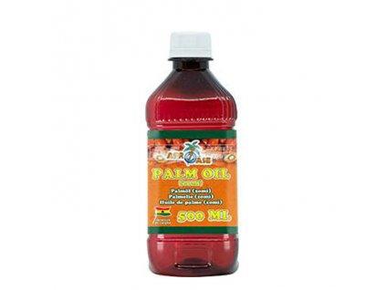 AFROASE Palmový olej,  500ml