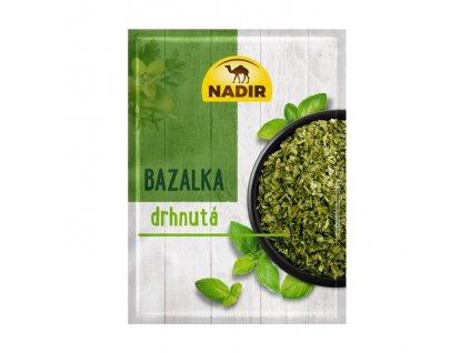 Bazalka drhnutá, NADIR 10g