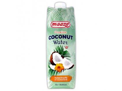 Kokosová voda Premium, MAAZA 1L