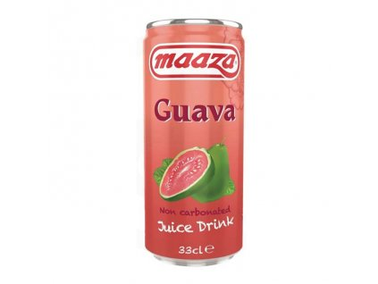 Guava džusový nápoj, MAAZA 330ml