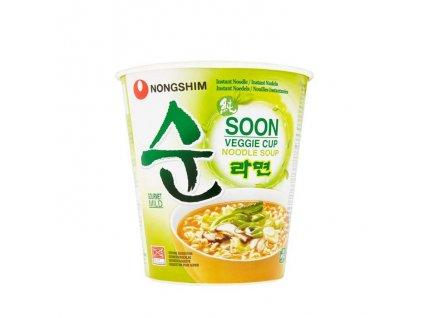 NONGSHIM Instantní nudlová polévka Soon, 67g