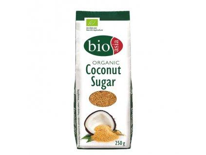 Bio kokosový cukr, BIOASIA 250g