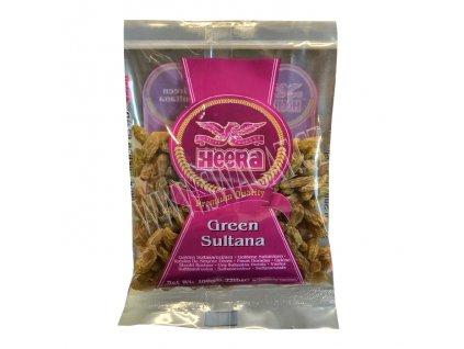 Zelené rozinky (Green Raisins), HEERA 100g