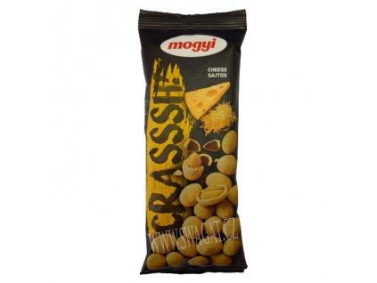 Arašídy pražené v sýrovém těstíčku, MOGYI 60g