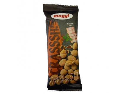 Arašídy pražené v těstíčku s příchutí slaniny, MOGYI 60g