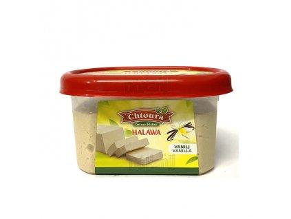 Halwa vanilková (Vanilla), CHTOURA 350g