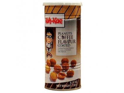 Obalené arašídy s příchutí kávy, KOH-KAE 230g