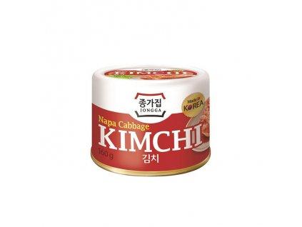 Nakládané Kimchi Napa Cabbage, JONGGA 160g