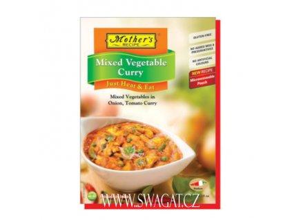 Mixed Vegetable Curry hotové kari, MR 300g