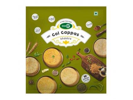 Gol Gappas Khakhra, SHANTA G 200g