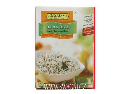 Hotová rýže s římským kminem (Jeera Rice), 280g