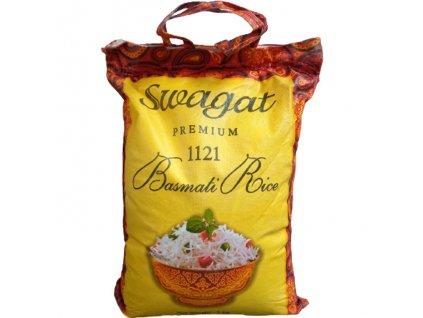 Basmati rýže XXL Premium, SWAGAT 5Kg