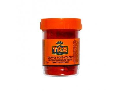 Potravinářská barva prášková oranžová, TRS 25g
