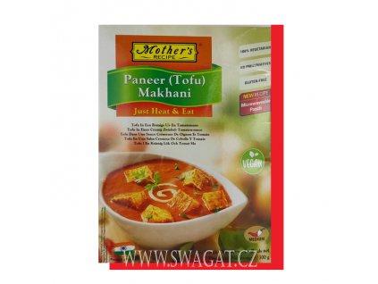 Paneer (Tofu) Makhani hotové kari, MR 300g
