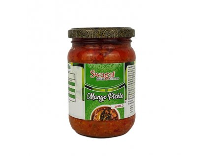 Nakládaný Mango jemně pikantní, SWAGAT 300g