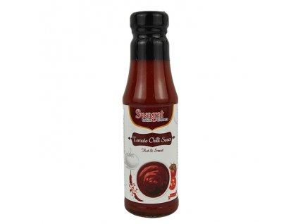 Rajčatová chilli omáčka (Hot & Sweet), SWAGAT 220g