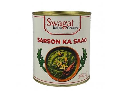 Sarson Ka Saag, SWAGAT 850g