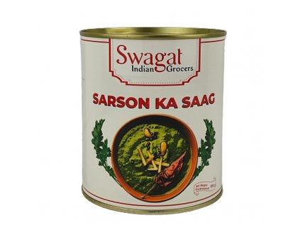 SWAGAT Sarson Ka Saag 850g