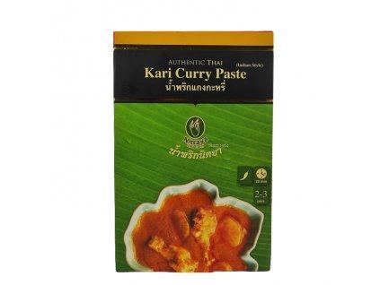 Kari pasta v indickém stylu, NITTAYA 50g