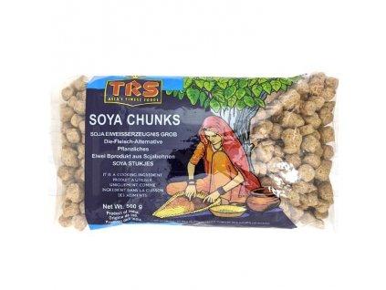 TRS Sójové kostky (Soya Chunks) 500g