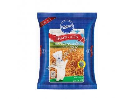 Atta - Celozrnná pšeničná mouka, PILLSBURY 2kg