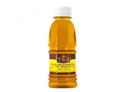 Čistý Hořčičný olej (Pure Mustard Oil),TRS 250ml