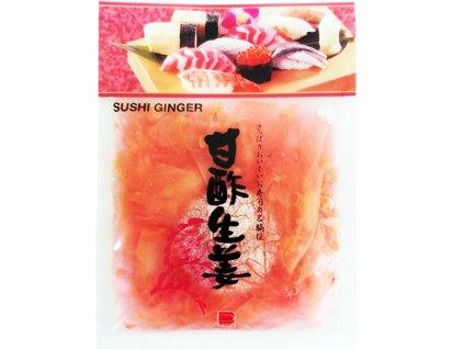 ENDO Nakládaný japonský růžový zázvor 110g