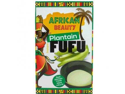 Mouka FUFU Plantain, AFRICAN BEAUTY 681g