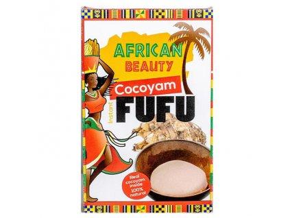 Mouka FUFU Cocoyam, AFRICAN BEAUTY 681g