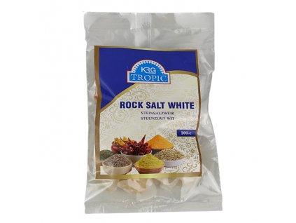 Bílá Himalájská sůl celá, KRG 100g