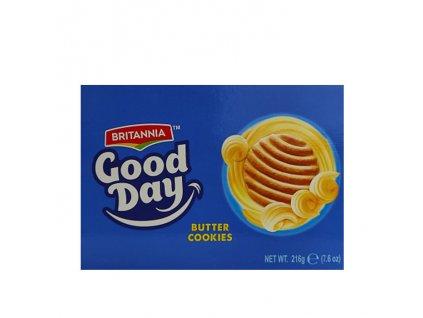 Máslové Sušenky Good Day, BRITANNIA 216g
