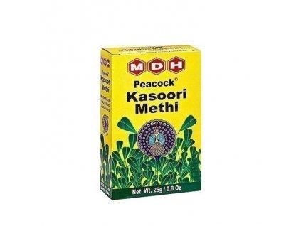 MDH Kasoori Methi - Fenugreek Leaves 25g,