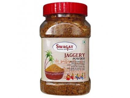 SWAGAT Jaggery mletý třtinový cukr 1Kg