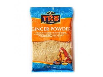 Zázvor mletý (Ginger Powder), TRS 100g