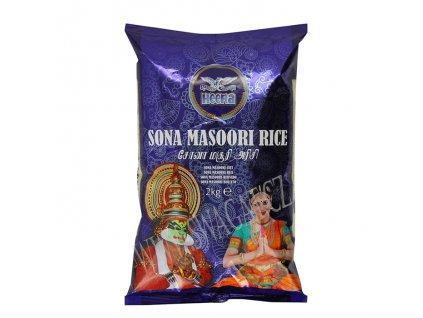 Rýže Sona Masoori, HEERA 2kg