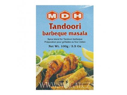 Grilovací koření Tandoori Barbeque Masala, MDH 100g