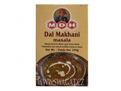 Dal Makhani Masala - koření na černou čočku, MDH 100g