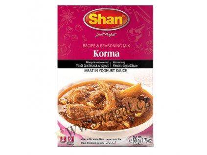 Koření Korma (Korma Spices), SHAN 50g