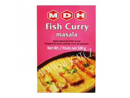 Koření na ryby (Fish Curry Masala), MDH 100g