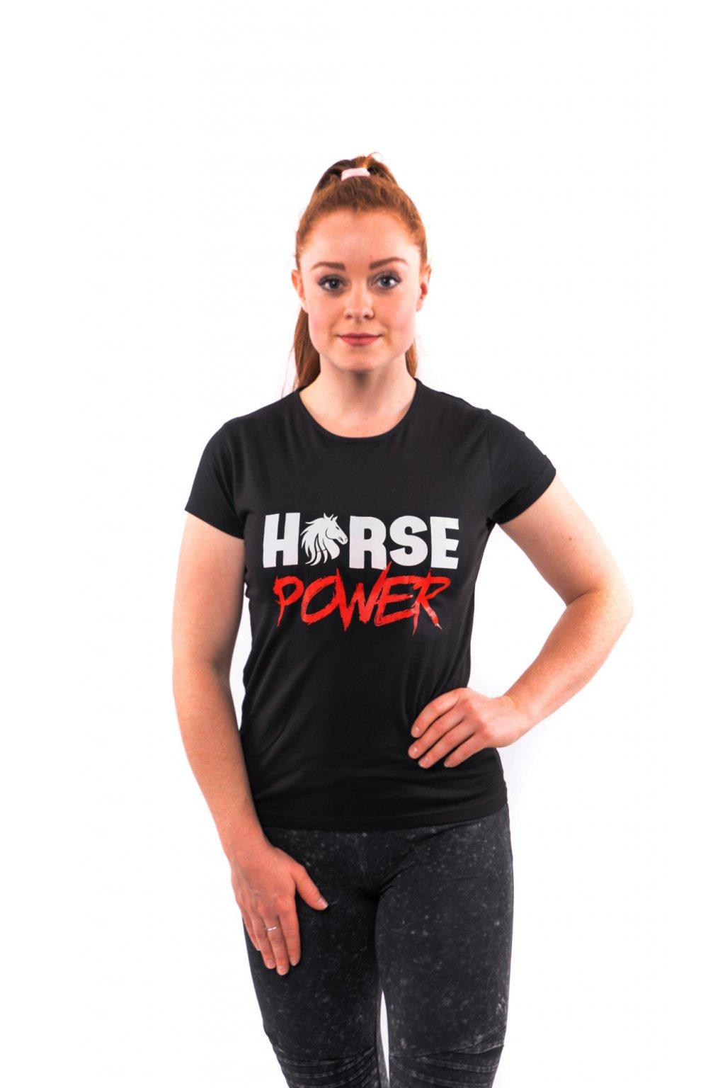 Dámské Triko Horse Power