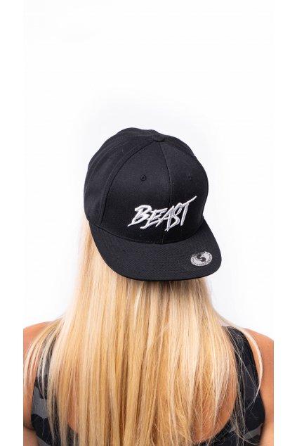 Beast černý bílá 1