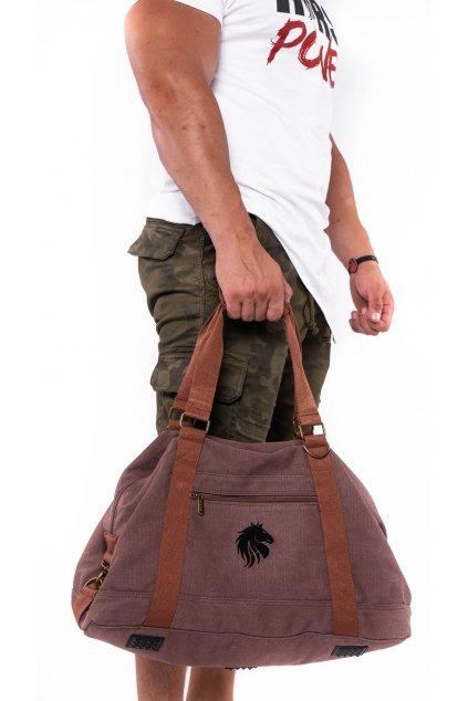 Anabolic Horse taška předek