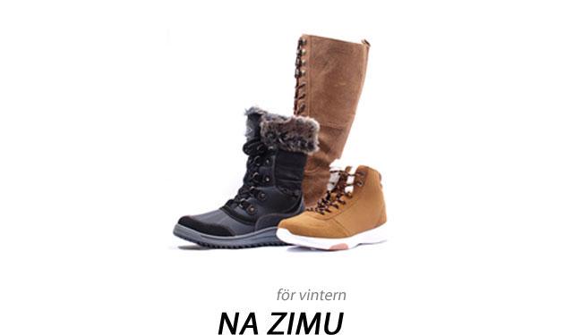 obuv na zimu