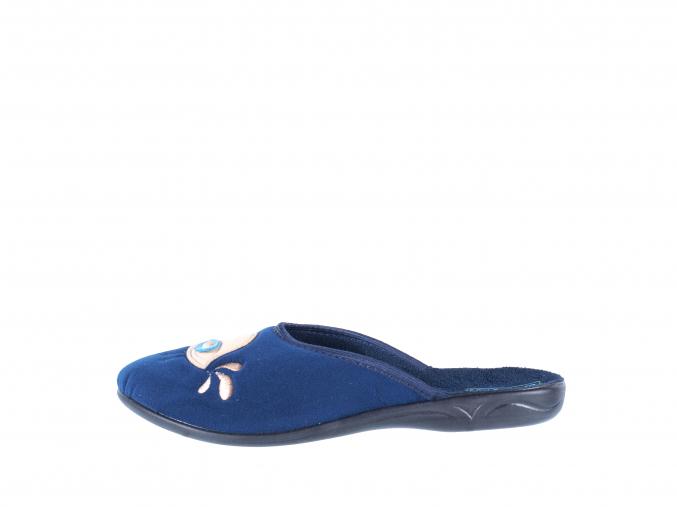 Dámská pohodlná domácí obuv značky Adanex L 8472-610 (Velikost 41)