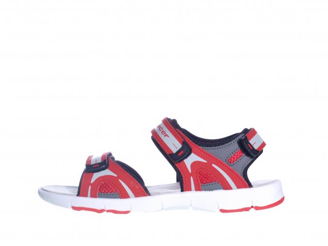 dámské sandály značky Acer L 81/201-058 40 (Velikost 41, barva 40 červená)