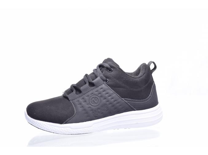 Dámská šněrovací obuv NostL 92/226-013 90 (Velikost 41, barva 90 černá)