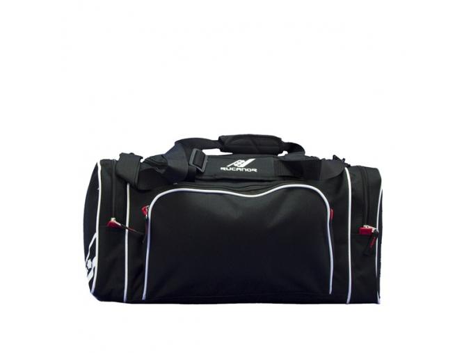 Sportovní taška RUCANOR ACHELOS L 27564-01 ČERNÁ/ŠEDÁ (Velikost unisize, barva černá/šedá)