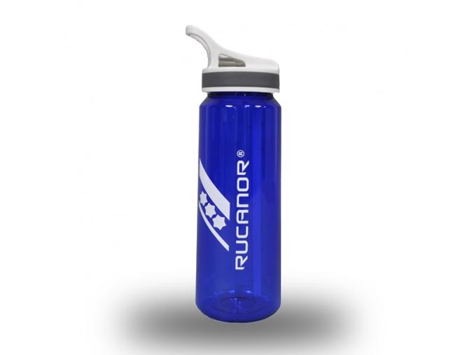 Láhev RUCANOR PC EASY DRINKBOTTLE 600 ml MODRÁ (Velikost 600 ml, barva modrá)