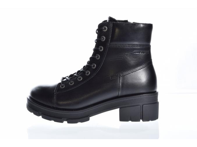 Dámská kožená obuv značky TEN POINTS   TP 60175 101