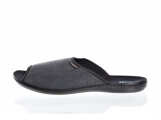 Pánská domácí obuv značky Adanex L 8412-233